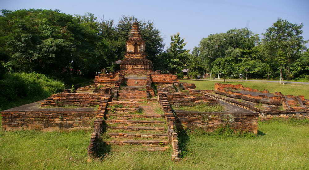 Wiang Kum Kam Chiang Mai, Wiang Kum Kam the Underground Ancient City : Chiang Mai Guide Line