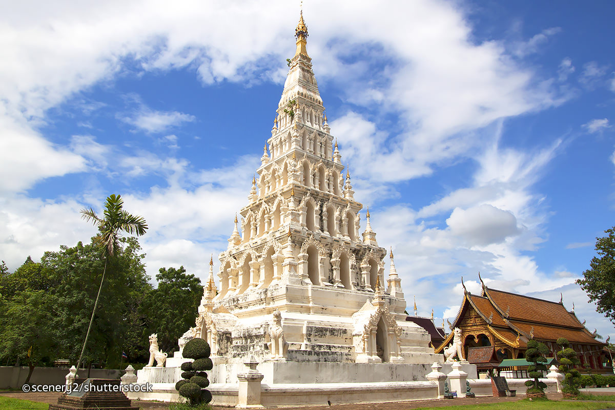 Wiang Kum Kam Chiang Mai, Wiang Kum Kam - Chiang Mai Attractions