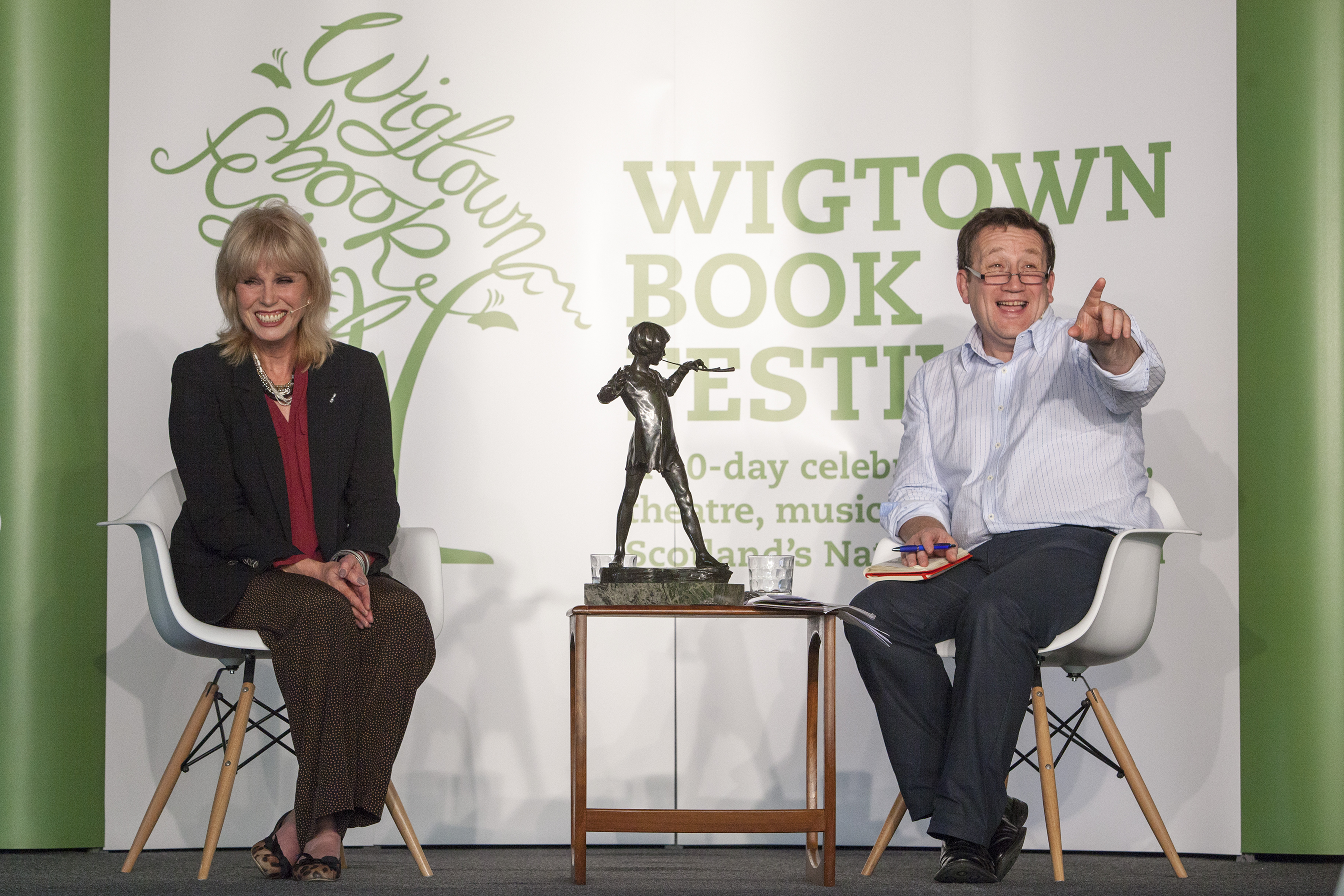 Wigtown Book Festival The Borders and the Southwest, Wigtown Book Festival - High Kirkland Cottage Holidays