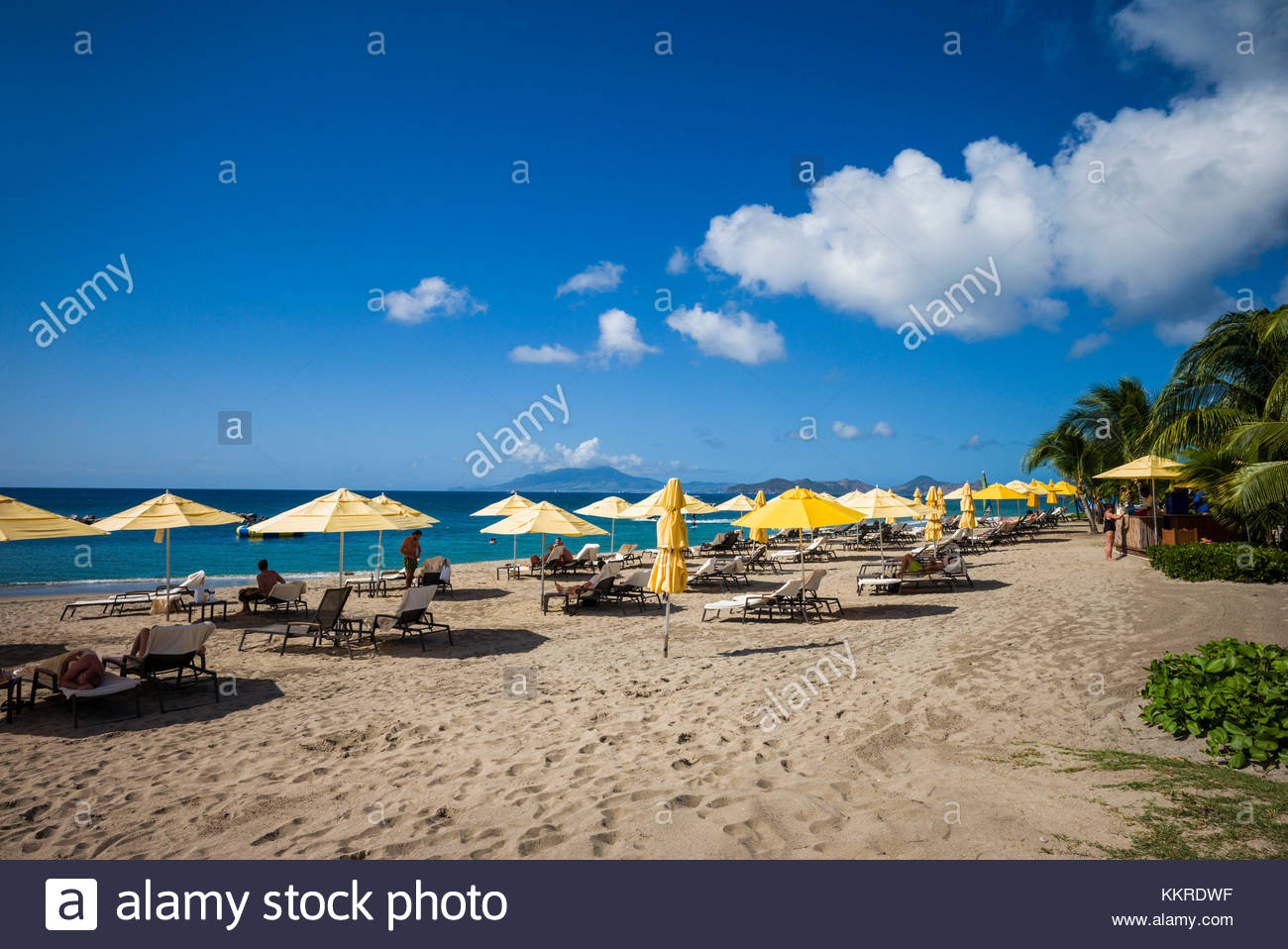 Windward Beach South Nevis, St Kitts Beach Stock Photos & St Kitts Beach Stock Images - Alamy
