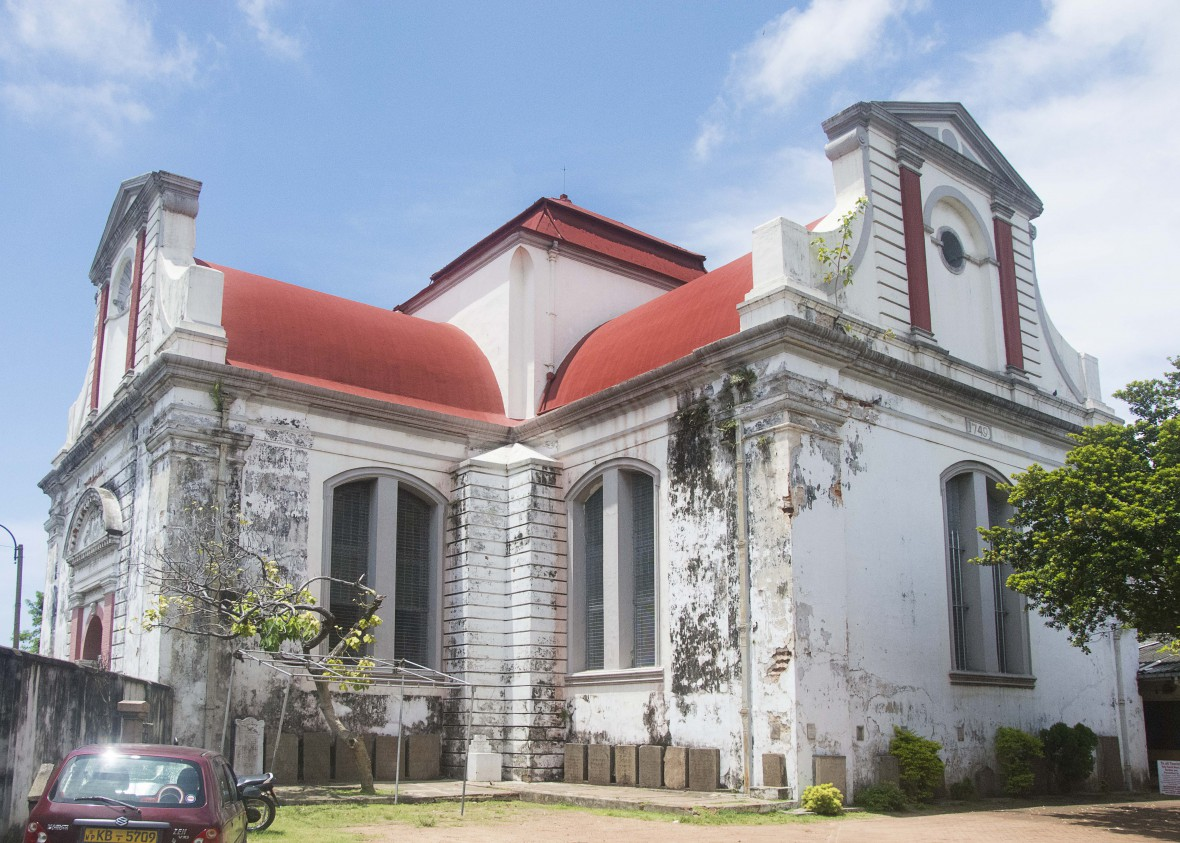 Wolvendaal Church Colombo, Roar Life: The Wolvendaal Church: 375 Years In Colombo.