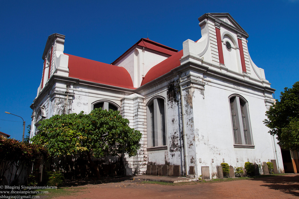Wolvendaal Church Colombo, All sizes | Wolvendaal church is a dutch reformed church in ...