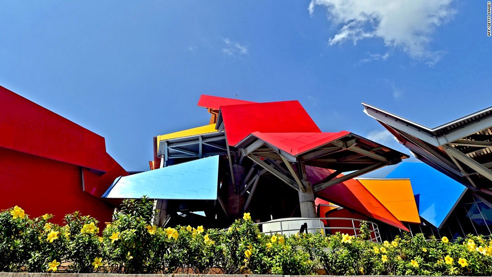 World Trade Center Panama City, Frank Gehry-designed BioMuseo opens in Panama | CNN Travel
