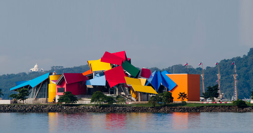 World Trade Center Panama City, panama biomuseo by frank gehry ready for grand opening