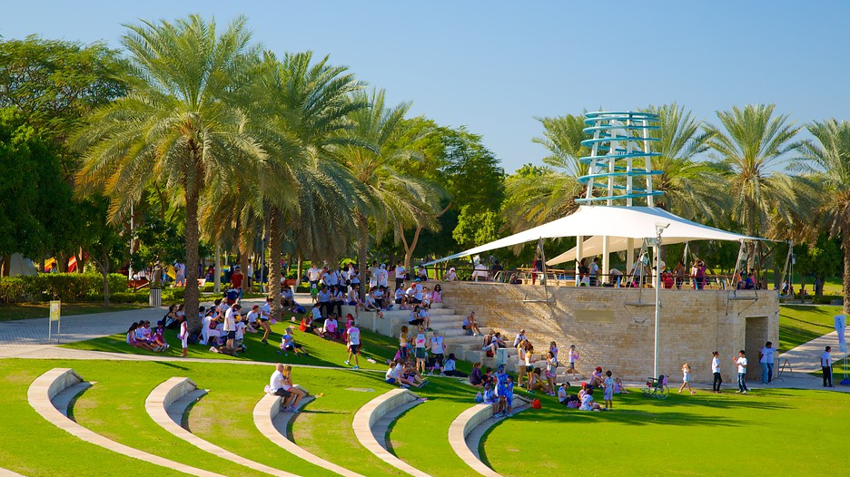 Za'abeel Park Dubai, Park fan? See the best parks in Dubai and where you can find them