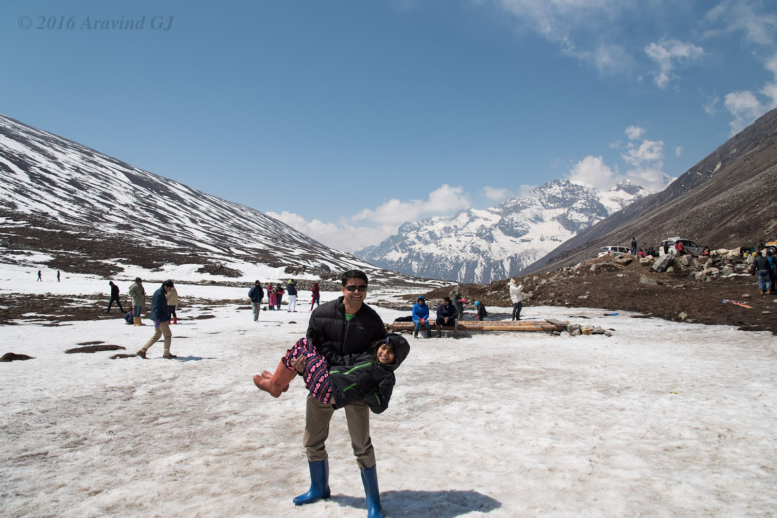 Zero Point Yumthang Valley, Treks and travels: Yumthang valley in North Sikkim