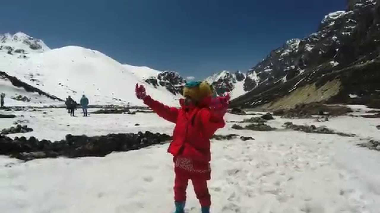 Zero Point Yumthang Valley, Yumthang Valley & Zero Point @Lachung - YouTube