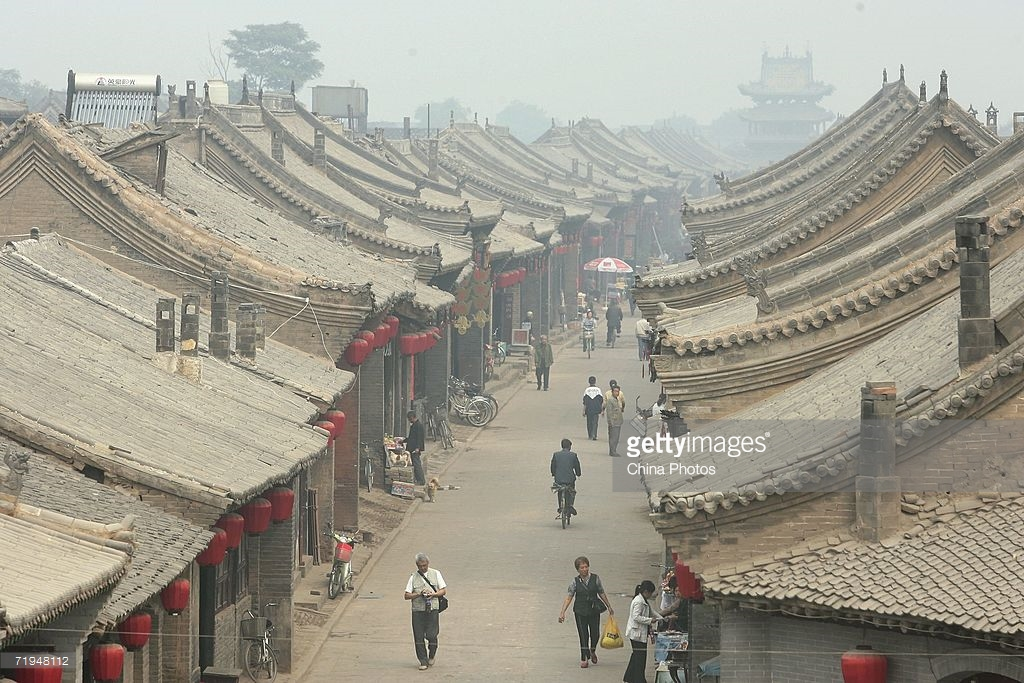 Zhāngbì Underground Castle Píngyáo, Life In Ancient Chinese City Pingyao Photos and Images   Getty Images