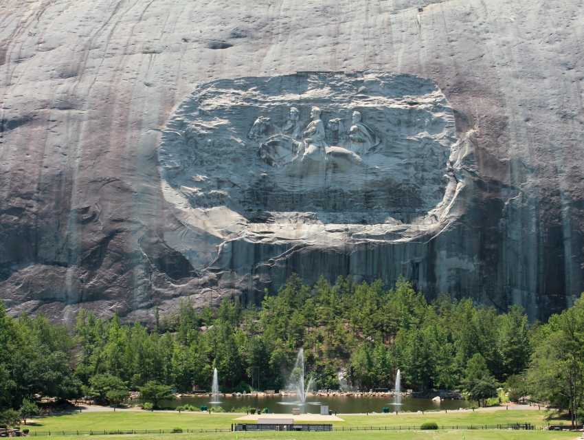 Zoo Atlanta Atlanta, Stone Mountain Park | Stone Mountain | Tourist Attractions ...