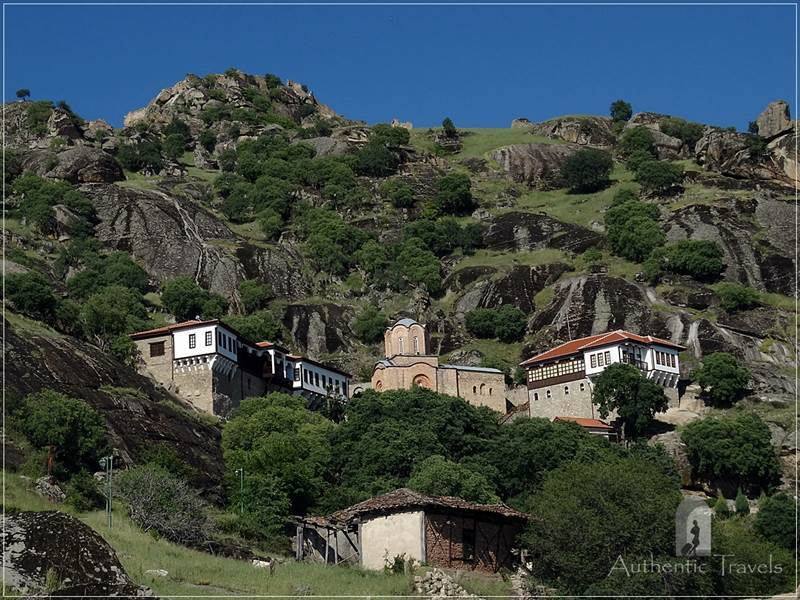 Zrze Monastery Eastern Europe, From Prilep to Ohrid, passing Bitola - Macedonia - Authentic Travels