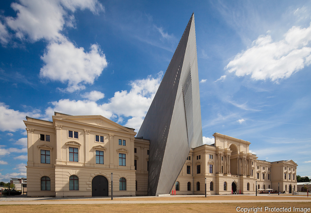 Zwinger Dresden, Bundeswehr Military History Museum, Dresden | Quintin Lake Photography