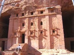 Abba Liqanos Aksum | Eyayaw Tours Ethiopia | Itinerary to Northern Historical Attractions