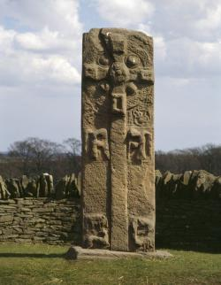 Aberlemno Stones Dundee & Angus | 17 best Carved Stones images on Pinterest | Celtic crosses, Celtic ...