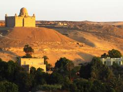 Aga Khan Mausoleum Aswan | Egyptian Tourism Authority - Mausoleum of the Aga Khan