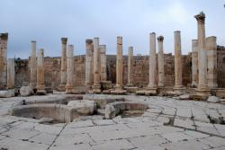 Agora Jerash | The World's Best Photos of agora and jerash - Flickr Hive Mind