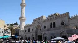 Al Husseiny Mosque Amman | Friday prayers at the Grand Husseini Mosque (Clip 2) - YouTube