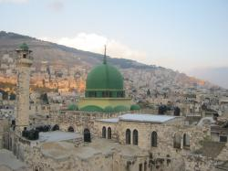 Al Kebir Mosque Nablus   Urban elements of Arabic – Islamic cities in the Old City of ...