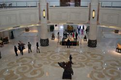 Alashan Museum China | A-The Alashan Stone Museum and Festival