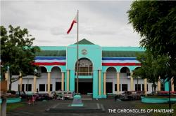 Albay Provincial Capital Building Legazpi | Playing Hide and Seek with Albay's Mayon Volcano | The Chronicles ...