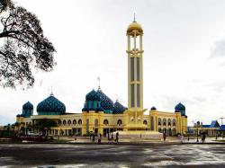 Al-Israa Mosque Pai | 188 best mosques and temples images on Pinterest | Beautiful ...