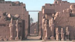 Amun Temple Enclosure Luxor | Precinct of Amun-Re temple is one of the temples of the Karnak ...