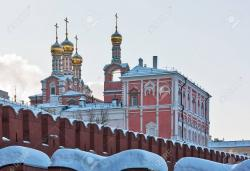 Amusement Palace Moscow | The Amusement Palace Is Located At The Moscow Kremlin.It Was ...