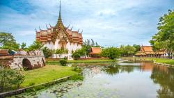 Ancient City Bangkok Region | Air Mauritius Reservation Office in Bangkok, Thailand - Airlines ...