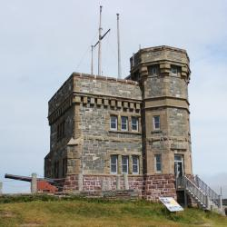 Andrew and Laura McCain Art Gallery St. John River Valley | Signal Hill and Cabot Tower — Historic Sites Association of ...