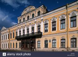 Sheremetyev Palace St Petersburg   Russia,St Petersburg,Sheremetev Palace,Museum of Anna Akhmatova in ...