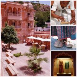 Anokhi Museum of Hand Printing Amber | Curated shopping in Jaipur: a list of my favourite 30 | Seeking ...