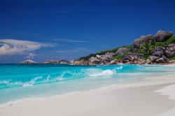 Anse Petite Police & Police Bay West Coast | Grand Anse, La Digue, Seychelles | Grand Anse, La Digue, Sey… | Flickr
