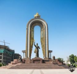 Apricot Monument Isfara | 23 best Tajikistan images on Pinterest | Asia travel, Central asia ...