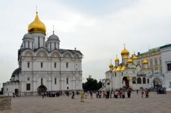 Archangel Cathedral Moscow | Photo: Cathedral of the Archangel - Kremlin - Moscow