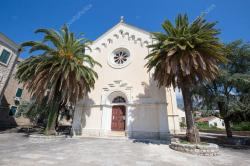 Archangel Michael's Church Herceg Novi | Orthodox Church of Archangel Michael in Herceg Novi, Montenegro ...
