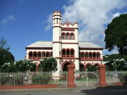 Archbishop's Residence Port of Spain | The Archbishop's House, Port of Spain, Trinidad | The Thinking ...