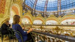 Archives Nationales Paris | Shopping and More at The Galeries Lafayette Paris Haussmann ...