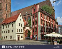 Arsenal Museum Zamość | Hansel and Gretel houses, Market Square or Ryneck of Wroclaw ...