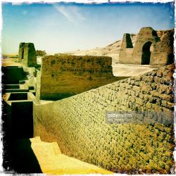 Assasif Tombs Luxor   The Assasif Tombs In The Valley Of The Nobles In Luxor Egypt Stock ...