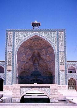 Bab-ol Hadi Entry Gate Mashhad | 21 best Safavid Architecture images on Pinterest | Iranian, Empire ...
