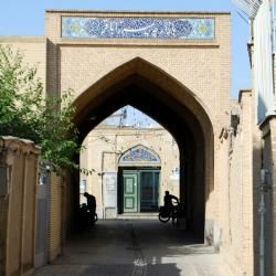 Bab-ol Tusi Entry Gate Mashhad | 81 best persian art images on Pinterest | Persian, Iran and Cathedrals