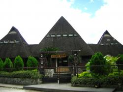 Bontoc Museum Bontoc | Backpacking Philippines and Asia: List of Museums in Manila and ...