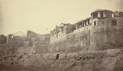 Bala Hissar & City Walls Kabul | Afghanistan on my mind: Photos of Bala Hissar fort in 1879