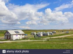 Balranald Nature Reserve The Northern Highlands and the Western Isles | Uist Camping Stock Photos & Uist Camping Stock Images - Alamy