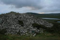 Barpa Langass Chambered Cairn The Northern Highlands and the Western Isles | Barpa Langass Chambered Cairn – The Modern Antiquarian.com