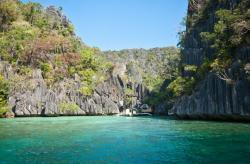 Barracuda Lake Coron Town | Diving in Coron Island
