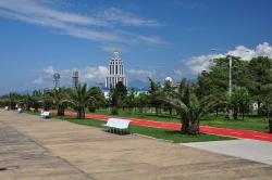 Batumi Boulevard Batumi | Panoramio - Photo of Georgia - Batumi, boulevard