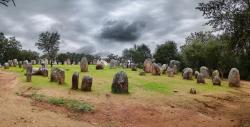 Beaches Aveiro   Almendres Cromlech: The Twin Megalithic Stone Circles of Portugal ...
