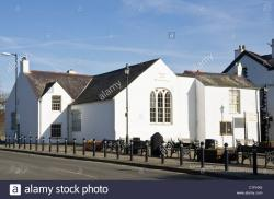 Beaumaris Courthouse North Wales | The Old Courthouse museum in Beaumaris, Isle of Anglesey (Ynys Mon ...