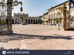 Bibliothèque Humaniste Alsace-Lorraine | Place Stanislas Day Stock Photos & Place Stanislas Day Stock ...