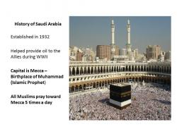 Birthplace of Mohammed Mecca | What is your definition of Islam? There is no God but Allah the ...